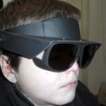 Spesialtilpassa brille.