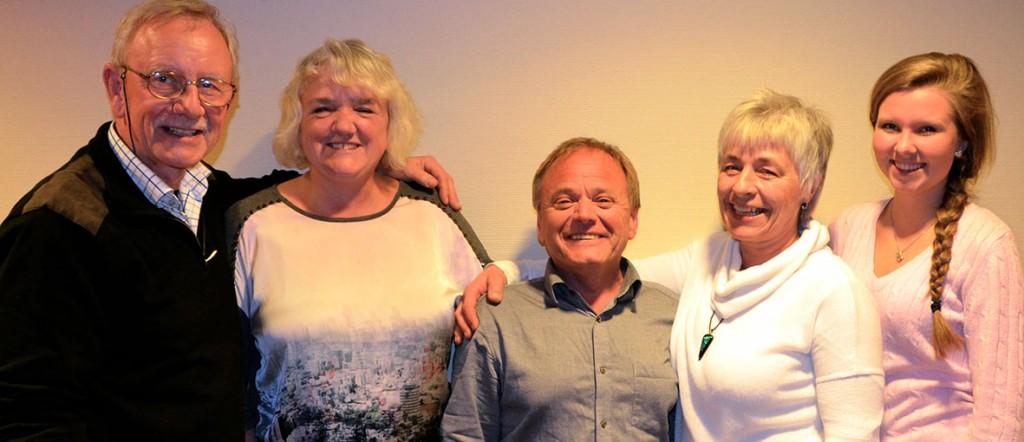 2014 04 09 WEB Styret etter årsmøtet Kåre+Astrid+Hans Bjørn+Åse+Tonje