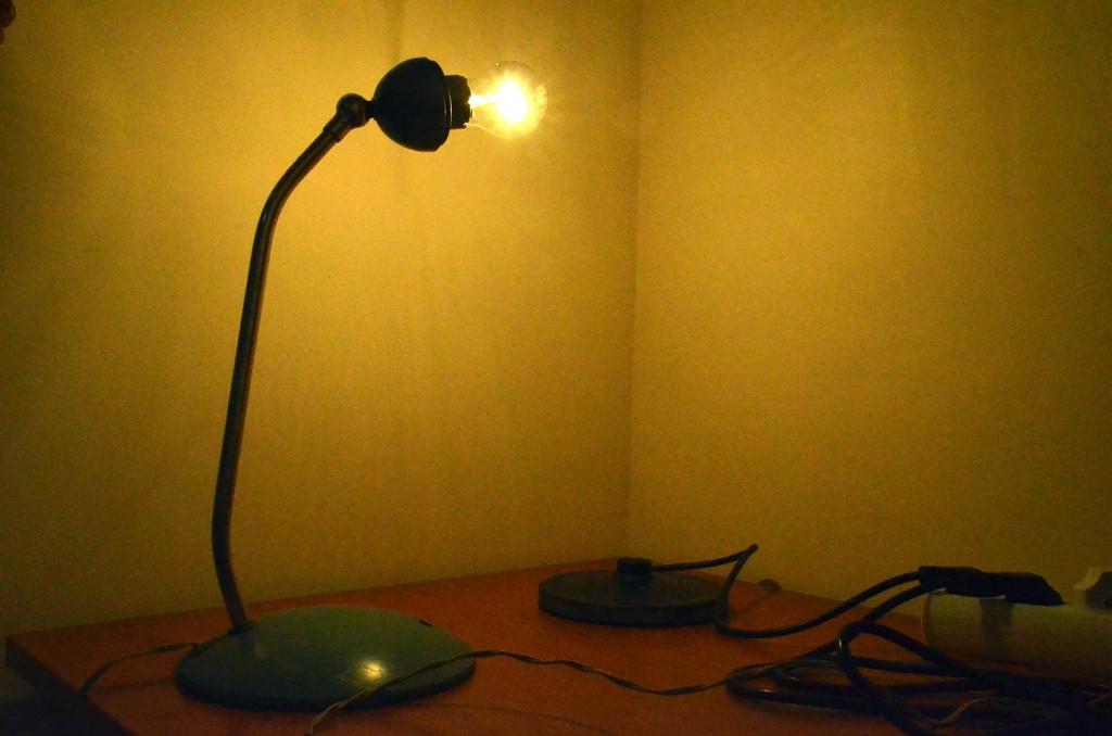 2014 04 23 Gammal Lampe