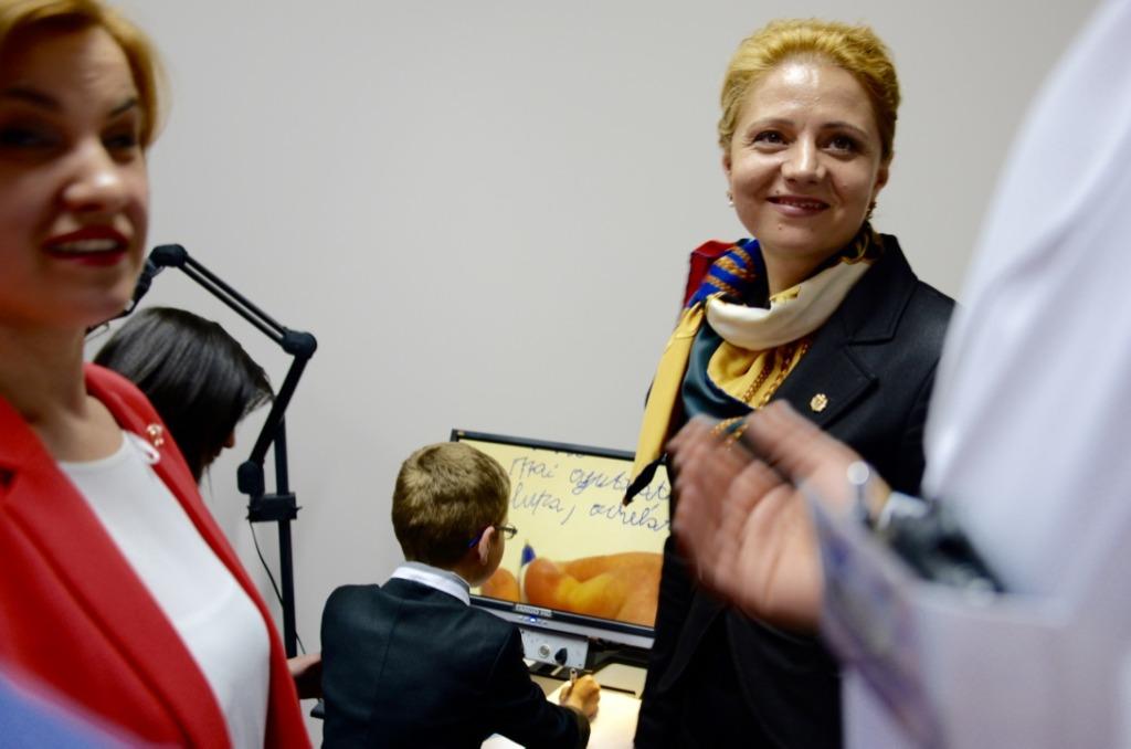 2016 04 12 Valeentina Rotaru Parliamentet