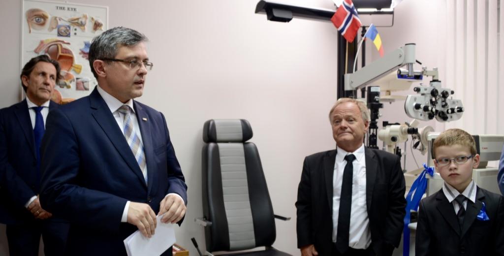 2016 04 Mircea Buga Statsministerens kontor