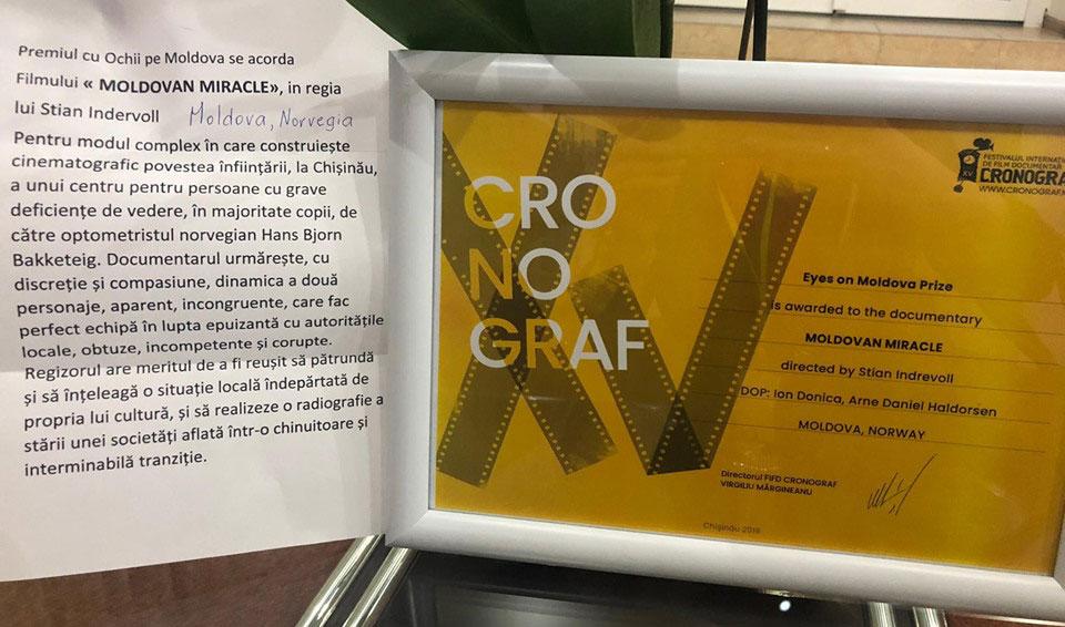 Cronograf-prisen